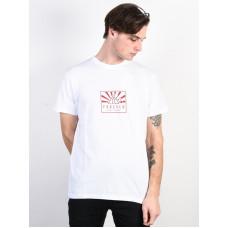 Billabong FOREVER white pánské tričko s krátkým rukávem - XL