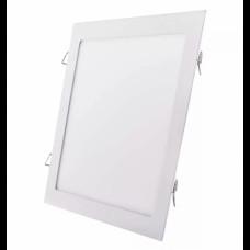 Esyst s.r.o. LED zápustný panel ZD2151, čtverec , 24 W, 300 mm, teplá bílá