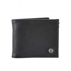 Element BOWO FLINT BLACK luxusní pánská peněženka