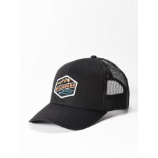 Billabong WALLED ADIV black baseball čepice