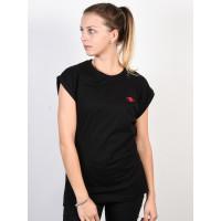 Ezekiel Providence BLK dámské tričko s krátkým rukávem - M