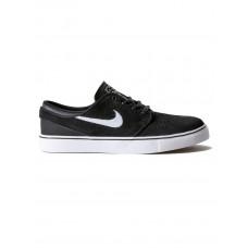 Nike SB Stefan Janoski (GS) black/white dětské letní boty - 36,5EUR