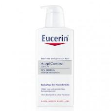 Eucerin AtopiControl - zklidňující tělové mléko s 12% Omega 250 ml