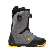 Dc CONTROL FROST GREY pánské boty na snowboard - 45EUR