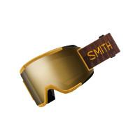 Smith SQUAD Amber Textile | ChromaPop Sun pánské brýle na snowboard