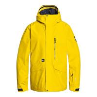 Quiksilver MISSION sulphur zimní bunda pánská - XL