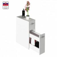 Koupelnová skříňka NATALI TYP 7 bílá - TempoKondela
