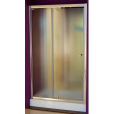 Aquatek Master B5 100 Sprchové dveře do niky- 96,5-100,5cm, matné sklo