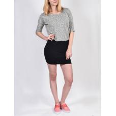 Element EMILY IVORY společenské šaty krátké - L