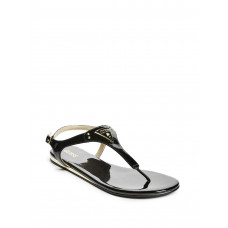 GUESS sandálky Carmela T-strap černé vel. 37,5