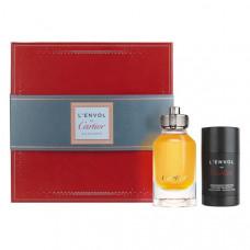 Cartier L'Envol de Cartier M parfémovaná voda 80ml + deostick 75ml