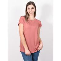 Alife and Kickin MIMMYAK Mahagonium dámské tričko s krátkým rukávem - XS