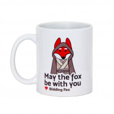 May the fox be with you - hrnek