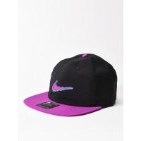 Nike SB HERITAGE86 BLACK/PURPLE pánská kšiltovka - UNI