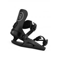 Ride K-1 black dětské vázání na snowboard - M