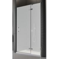 SanSwiss PU13PD 120 10 49 Sprchové dveře jednodílné 120 cm pravé, chrom/satén