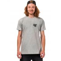 Horsefeathers BUNG ASH pánské tričko s krátkým rukávem - L