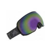RED BULL SPECT MAGNETRON-010 black pánské brýle na snowboard