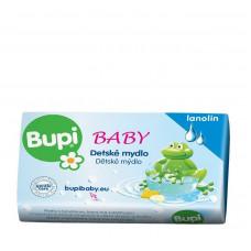 Bupi Baby Dětské mýdlo s lanolínem 100g