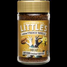 Littles Bezkofeinová káva vanilka 50g