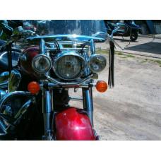 Honda VTX 1300 R, S Retro rampa světel - Motofanda 1220