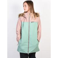 Burton LELAH FAWN/FLDSPR zimní bunda dámská - L