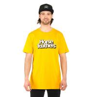 Horsefeathers MERCURY CITRUS pánské tričko s krátkým rukávem - M