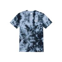 Etnies Joslin Wash GREY/BLACK pánské tričko s krátkým rukávem - M