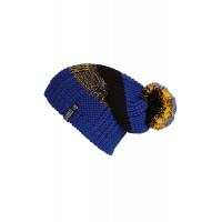 Vehicle ELLEN YELLOW/BLUE/BLACK dámská zimní čepice