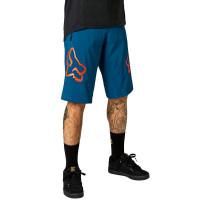 Fox Defend dark indigo cyklistické šortky - 32