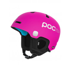 POC POCito Fornix SPIN FLUORESCENT PINK přilba na snowboard - 51-54