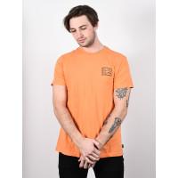 Billabong WARCHILD SUNSET pánské tričko s krátkým rukávem - XL