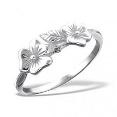 OLIVIE - stříbrný prsten 0219 Velikost prstenů: 6 (EU: 51 - 53)