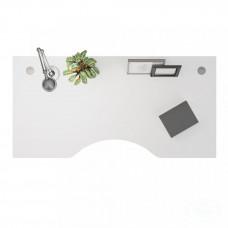 Stolní deska Prima typ 80474 bílá - TVI