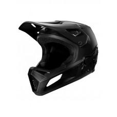 Fox Rampage BLACK/BLACK cyklistická přilba - L
