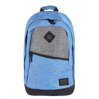 Element CAMDEN BLUE GRID HTR studentský batoh