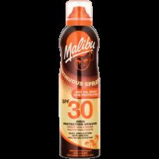 Malibu Continuous Spray Dry Oil SPF 30 175ml
