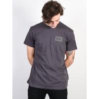 Billabong NAIROBI CHAR pánské tričko s krátkým rukávem - XL