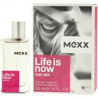 Mexx Life Is Now For Her toaletní voda Pro ženy 50ml