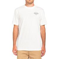 Element PEANUTS SLIDE off white pánské tričko s krátkým rukávem - M