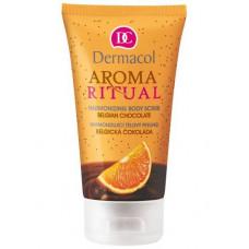 Dermacol Aroma Ritual Body Scrub Belgian Chocolate 150ml W