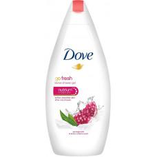 Dove Go Fresh Pomegranate & Lemon Verbena Scent Shower Gel 500ml