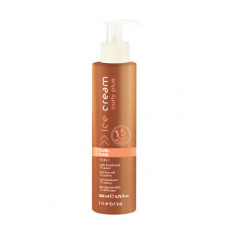 Inebrya Curly Plus One Spray 200ml/15 v 1 mléko ve spreji pro kudrnaté vlasy nebo vlasy po trvalé