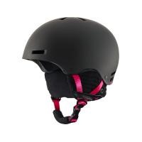 Anon GRETA BLACK CHERRY EU přilba na snowboard - XL