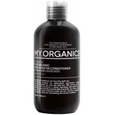 MY.ORGANICS The Organic Pro-Keratin Conditioner Argan And Avocado 250ml