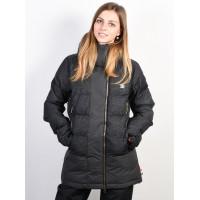 Dc LIBERTY black zimní bunda dámská - L