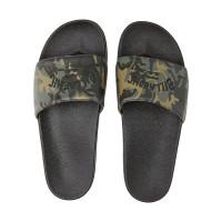 Billabong POOLSLIDE CORP CAMO pánské pantofle - 41EUR