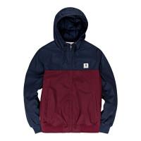 Element DULCEY TWO TONES VINTAGE RED zimní bunda pánská - XL