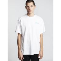 Element ALCOVE OPTIC WHITE pánské tričko s krátkým rukávem - M