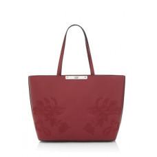 GUESS kabelka Britta červená vel.